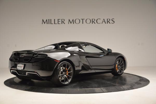 Used 2013 McLaren 12C Spider for sale Sold at Alfa Romeo of Westport in Westport CT 06880 19