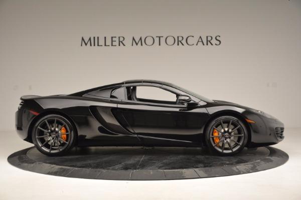 Used 2013 McLaren 12C Spider for sale Sold at Alfa Romeo of Westport in Westport CT 06880 20