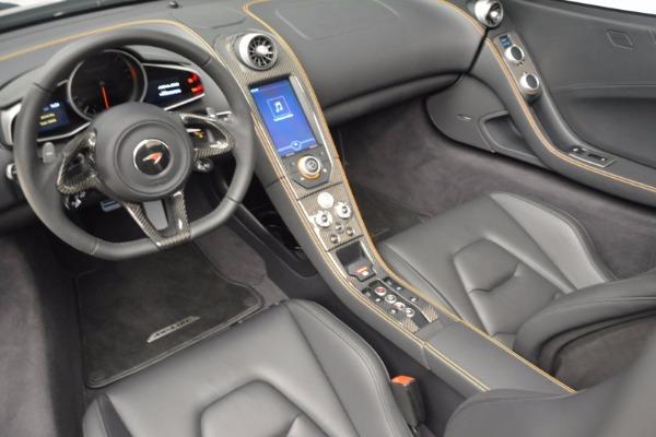 Used 2013 McLaren 12C Spider for sale Sold at Alfa Romeo of Westport in Westport CT 06880 24