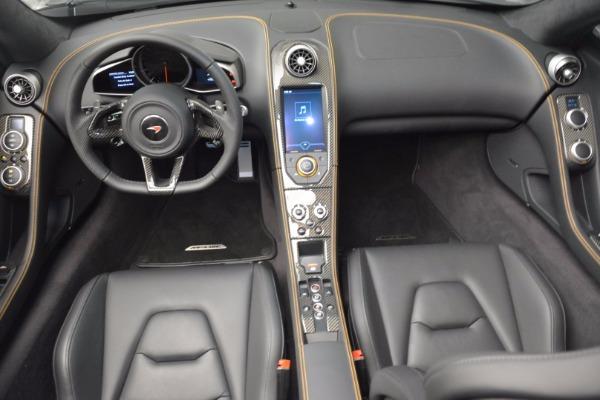 Used 2013 McLaren 12C Spider for sale Sold at Alfa Romeo of Westport in Westport CT 06880 27