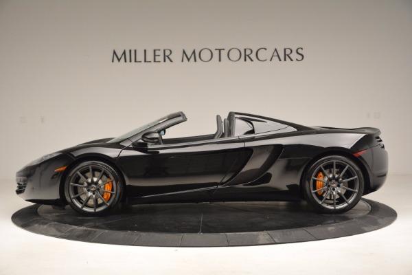 Used 2013 McLaren 12C Spider for sale Sold at Alfa Romeo of Westport in Westport CT 06880 3