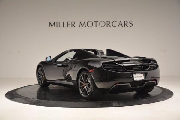 Used 2013 McLaren 12C Spider for sale Sold at Alfa Romeo of Westport in Westport CT 06880 5