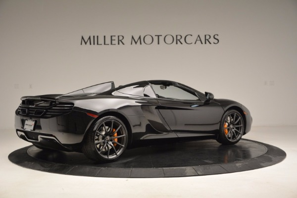 Used 2013 McLaren 12C Spider for sale Sold at Alfa Romeo of Westport in Westport CT 06880 8