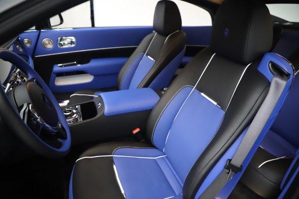 New 2017 Rolls-Royce Wraith Black Badge for sale Sold at Alfa Romeo of Westport in Westport CT 06880 11