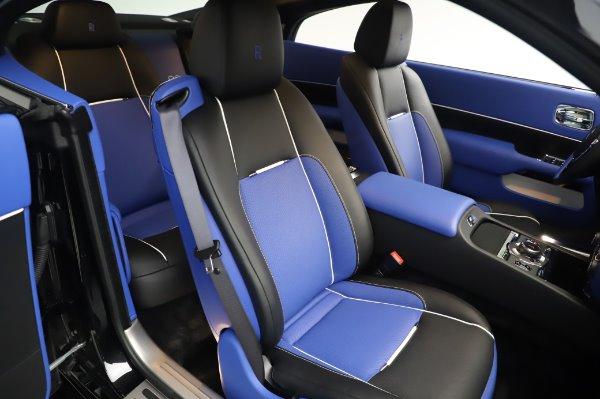 New 2017 Rolls-Royce Wraith Black Badge for sale Sold at Alfa Romeo of Westport in Westport CT 06880 12