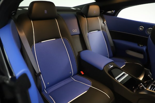 New 2017 Rolls-Royce Wraith Black Badge for sale Sold at Alfa Romeo of Westport in Westport CT 06880 14