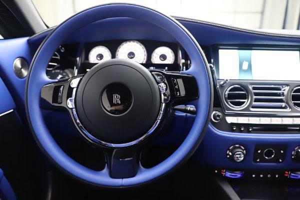New 2017 Rolls-Royce Wraith Black Badge for sale Sold at Alfa Romeo of Westport in Westport CT 06880 15