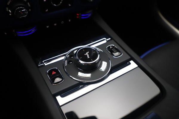 New 2017 Rolls-Royce Wraith Black Badge for sale Sold at Alfa Romeo of Westport in Westport CT 06880 17