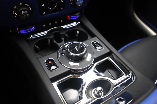 New 2017 Rolls-Royce Wraith Black Badge for sale Sold at Alfa Romeo of Westport in Westport CT 06880 18