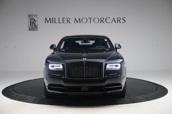New 2017 Rolls-Royce Wraith Black Badge for sale Sold at Alfa Romeo of Westport in Westport CT 06880 2