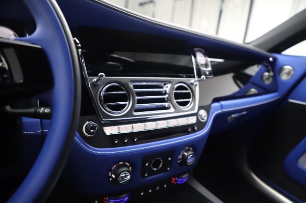 New 2017 Rolls-Royce Wraith Black Badge for sale Sold at Alfa Romeo of Westport in Westport CT 06880 20