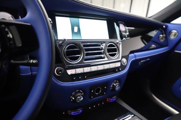 New 2017 Rolls-Royce Wraith Black Badge for sale Sold at Alfa Romeo of Westport in Westport CT 06880 21