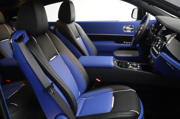 New 2017 Rolls-Royce Wraith Black Badge for sale Sold at Alfa Romeo of Westport in Westport CT 06880 25