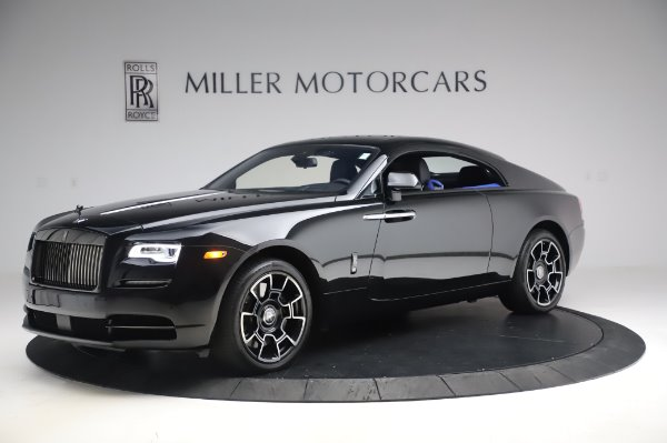 New 2017 Rolls-Royce Wraith Black Badge for sale Sold at Alfa Romeo of Westport in Westport CT 06880 3