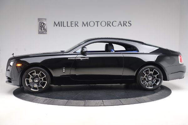 New 2017 Rolls-Royce Wraith Black Badge for sale Sold at Alfa Romeo of Westport in Westport CT 06880 4