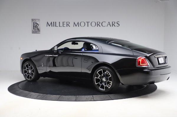 New 2017 Rolls-Royce Wraith Black Badge for sale Sold at Alfa Romeo of Westport in Westport CT 06880 5