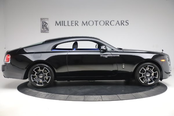 New 2017 Rolls-Royce Wraith Black Badge for sale Sold at Alfa Romeo of Westport in Westport CT 06880 8