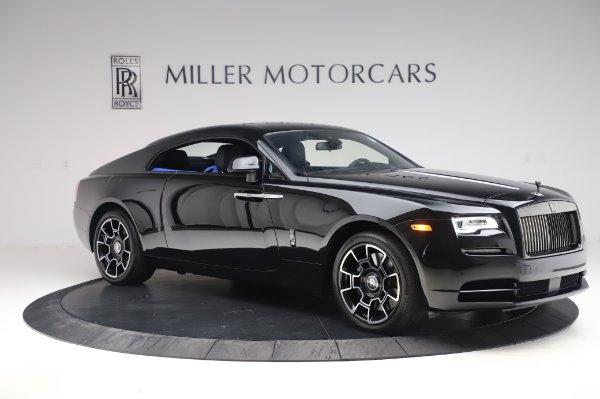 New 2017 Rolls-Royce Wraith Black Badge for sale Sold at Alfa Romeo of Westport in Westport CT 06880 9