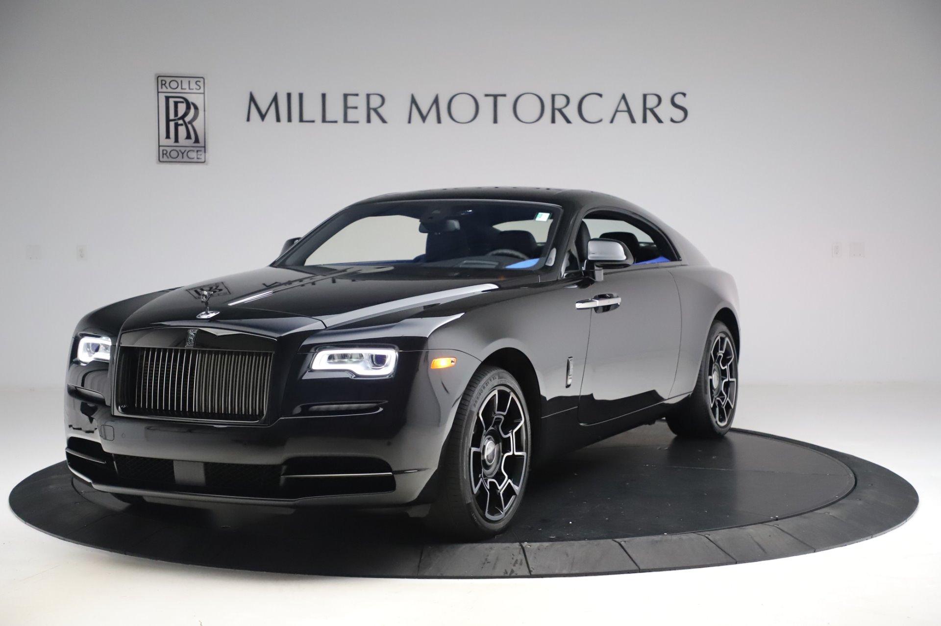 New 2017 Rolls-Royce Wraith Black Badge for sale Sold at Alfa Romeo of Westport in Westport CT 06880 1