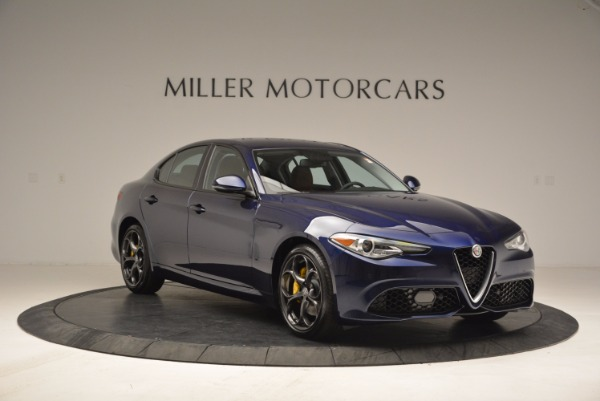 New 2017 Alfa Romeo Giulia Ti Q4 for sale Sold at Alfa Romeo of Westport in Westport CT 06880 11