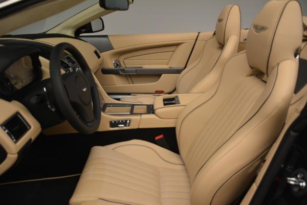 New 2016 Aston Martin DB9 GT Volante for sale Sold at Alfa Romeo of Westport in Westport CT 06880 19