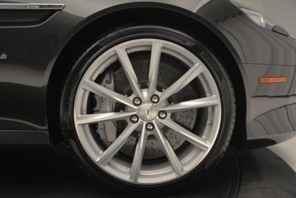 New 2016 Aston Martin DB9 GT Volante for sale Sold at Alfa Romeo of Westport in Westport CT 06880 25