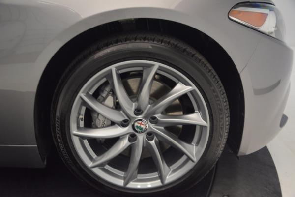 New 2017 Alfa Romeo Giulia Q4 for sale Sold at Alfa Romeo of Westport in Westport CT 06880 26