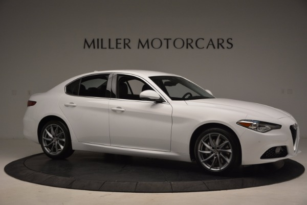 New 2017 Alfa Romeo Giulia Q4 for sale Sold at Alfa Romeo of Westport in Westport CT 06880 10
