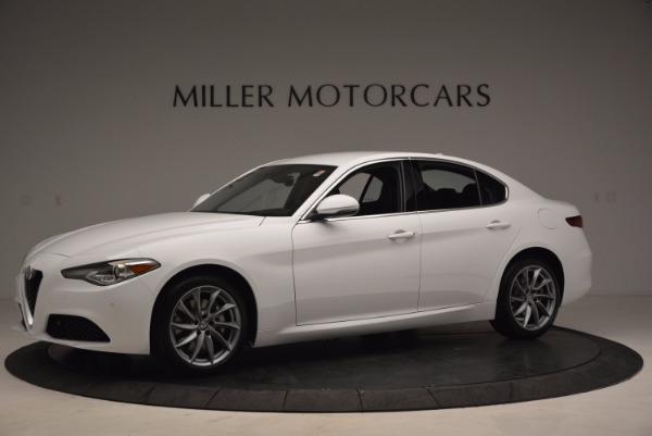 New 2017 Alfa Romeo Giulia Q4 for sale Sold at Alfa Romeo of Westport in Westport CT 06880 2