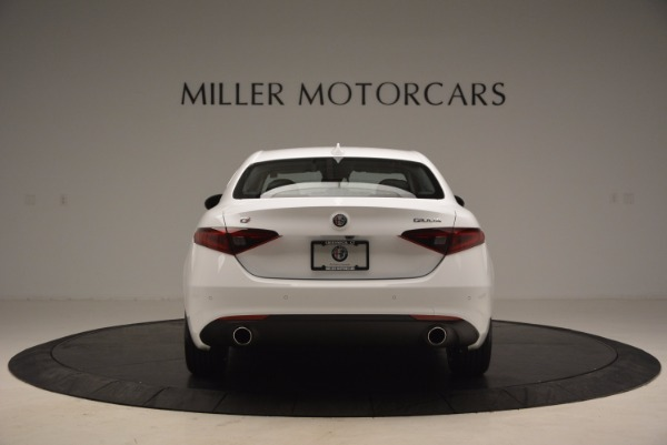 New 2017 Alfa Romeo Giulia Q4 for sale Sold at Alfa Romeo of Westport in Westport CT 06880 6