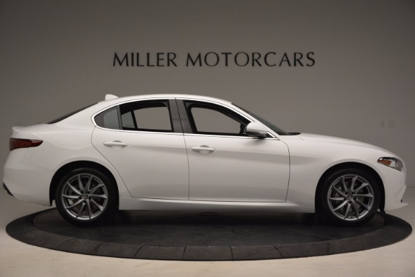New 2017 Alfa Romeo Giulia Q4 for sale Sold at Alfa Romeo of Westport in Westport CT 06880 9
