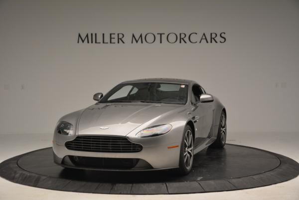 Used 2016 Aston Martin V8 Vantage GT Coupe for sale Sold at Alfa Romeo of Westport in Westport CT 06880 2