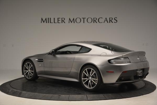 Used 2016 Aston Martin V8 Vantage GT Coupe for sale Sold at Alfa Romeo of Westport in Westport CT 06880 4