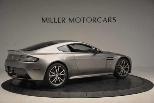 Used 2016 Aston Martin V8 Vantage GT Coupe for sale Sold at Alfa Romeo of Westport in Westport CT 06880 8