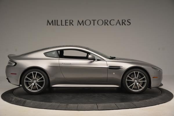 Used 2016 Aston Martin V8 Vantage GT Coupe for sale Sold at Alfa Romeo of Westport in Westport CT 06880 9