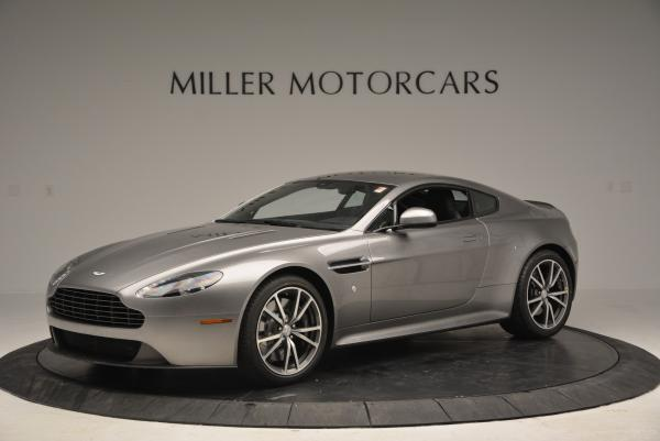 Used 2016 Aston Martin V8 Vantage GT Coupe for sale Sold at Alfa Romeo of Westport in Westport CT 06880 1