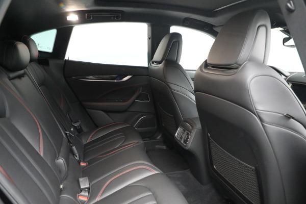New 2017 Maserati Levante S for sale Sold at Alfa Romeo of Westport in Westport CT 06880 22