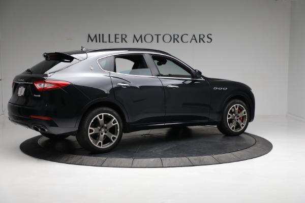 New 2017 Maserati Levante S for sale Sold at Alfa Romeo of Westport in Westport CT 06880 7