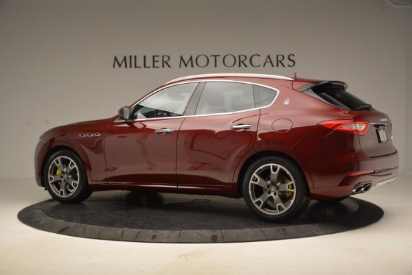 New 2017 Maserati Levante for sale Sold at Alfa Romeo of Westport in Westport CT 06880 4
