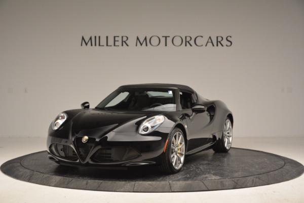 New 2016 Alfa Romeo 4C Spider for sale Sold at Alfa Romeo of Westport in Westport CT 06880 13