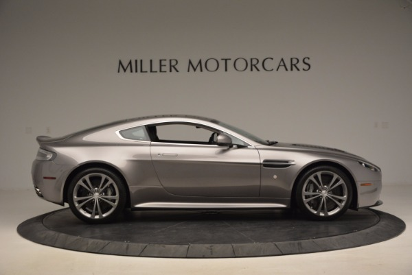 Used 2012 Aston Martin V12 Vantage for sale Sold at Alfa Romeo of Westport in Westport CT 06880 9