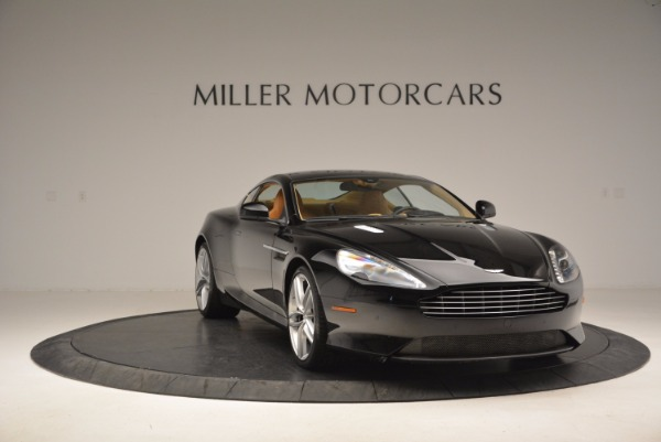 Used 2014 Aston Martin DB9 for sale Sold at Alfa Romeo of Westport in Westport CT 06880 11