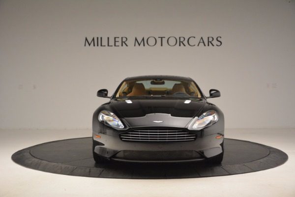 Used 2014 Aston Martin DB9 for sale Sold at Alfa Romeo of Westport in Westport CT 06880 12
