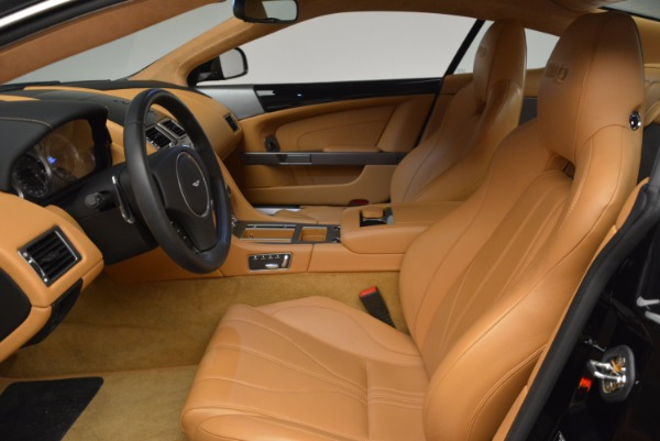 Used 2014 Aston Martin DB9 for sale Sold at Alfa Romeo of Westport in Westport CT 06880 13