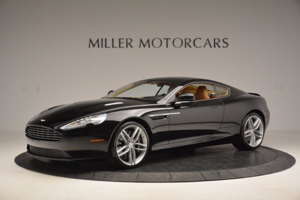 Used 2014 Aston Martin DB9 for sale Sold at Alfa Romeo of Westport in Westport CT 06880 2