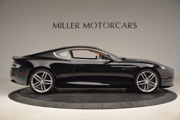 Used 2014 Aston Martin DB9 for sale Sold at Alfa Romeo of Westport in Westport CT 06880 9