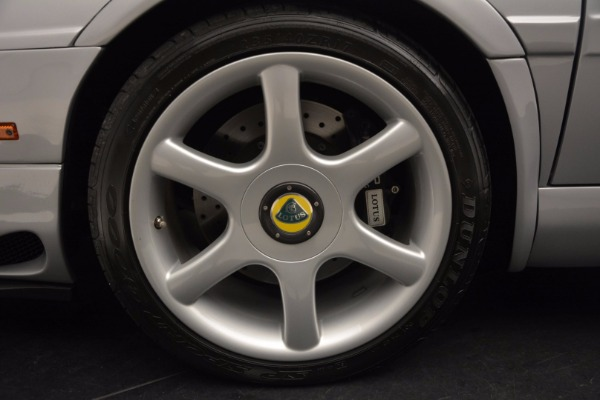 Used 2001 Lotus Esprit for sale Sold at Alfa Romeo of Westport in Westport CT 06880 13