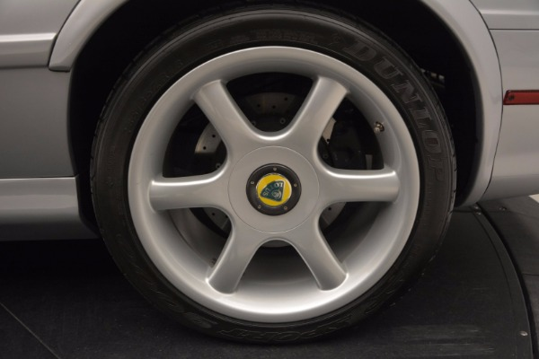 Used 2001 Lotus Esprit for sale Sold at Alfa Romeo of Westport in Westport CT 06880 14