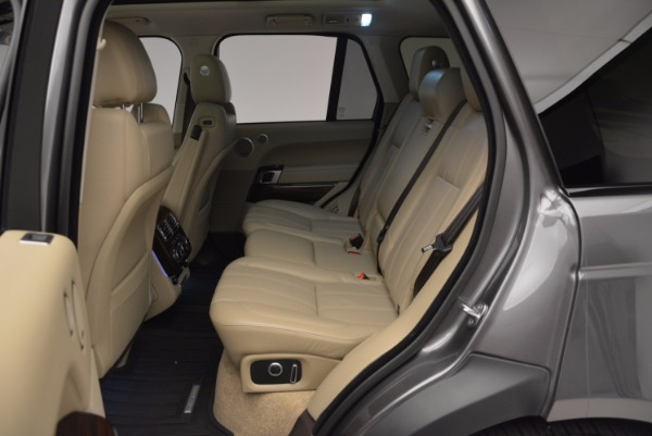 Used 2016 Land Rover Range Rover HSE TD6 for sale Sold at Alfa Romeo of Westport in Westport CT 06880 27
