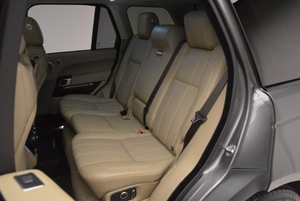 Used 2016 Land Rover Range Rover HSE TD6 for sale Sold at Alfa Romeo of Westport in Westport CT 06880 28